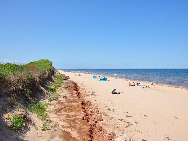 Cottages in PEI