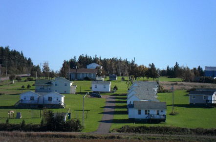 Cavendish Cottages PEI